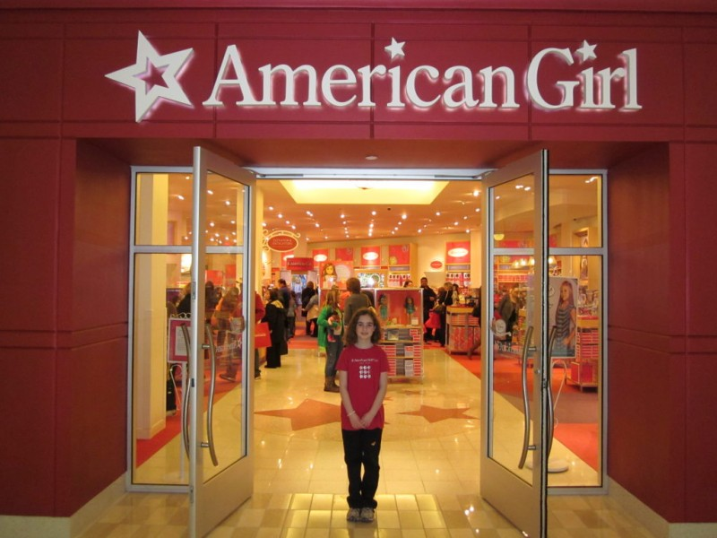 American Girl Store And Events In Tysons Corner Mall Centreville Va Patch