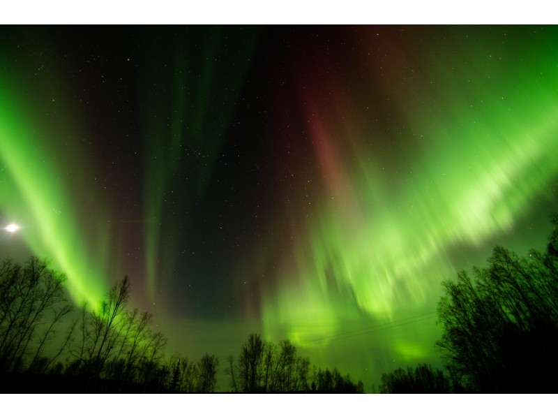 Possible Northern Lights Sighting In Connecticut