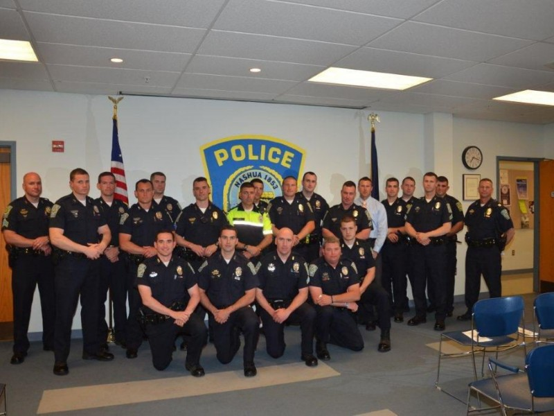 Nashua Police Hold First Annual Awards Nashua Nh Patch