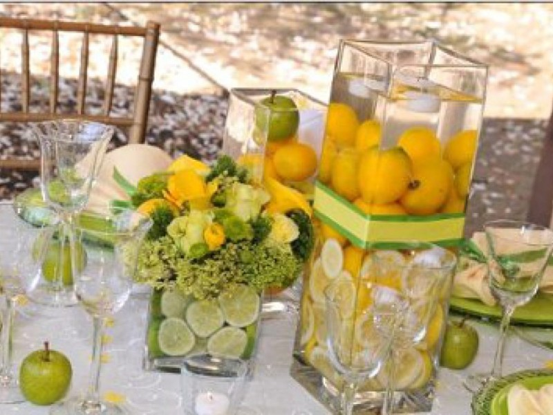 Fruit Centerpiece Decor Architecture Home Design