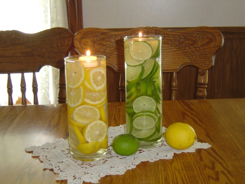 Decorate Your Party Table With Citrus Fruit Darien CT Patch