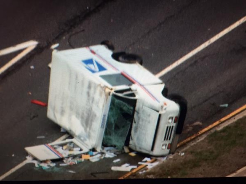 Driver Remains In Critical Condition After Bowie Mail