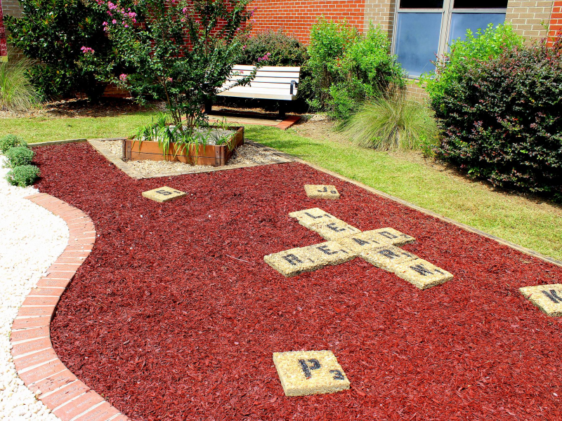 District 5 student uses eagle scout project to design for Garden design jobs essex