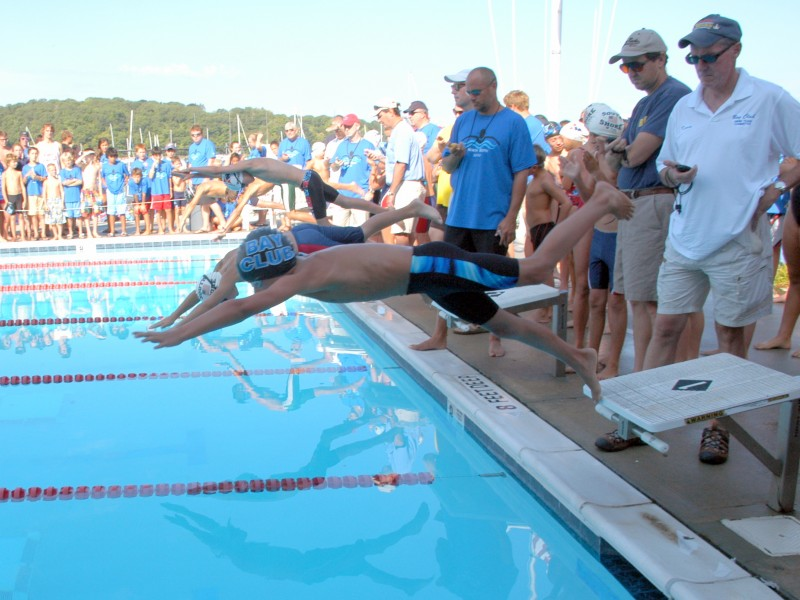 North Shore Tops South In Annual Swim Meet Huntington Ny Patch