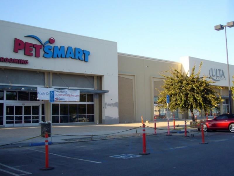 Petsmart Long Beach California