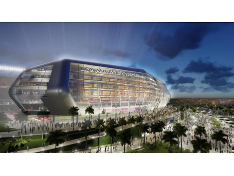 Carson Approves 1 7 Billion Football Stadium Palos