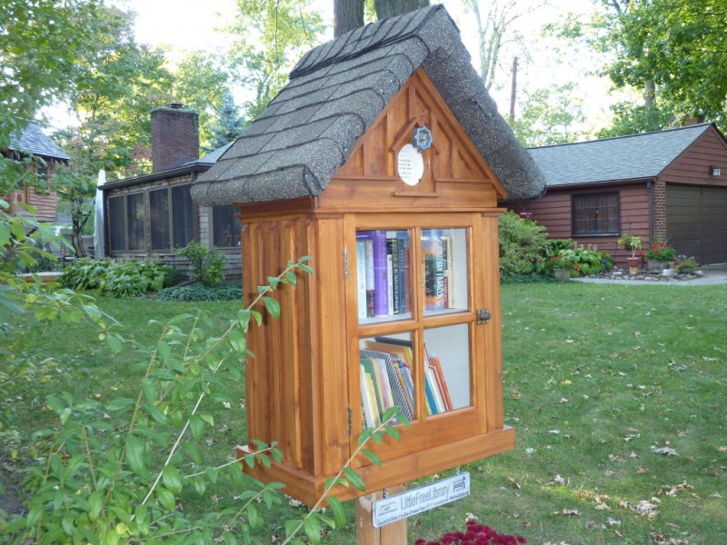 Little Free Library Fosters Literacy Community In Berkley