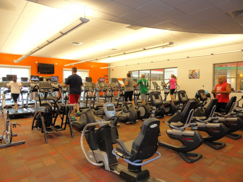 Plainfield Ymca Unveils New Fitness Center Plainfield