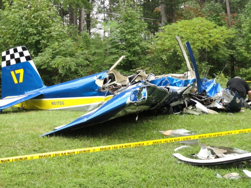 Update Fatal Plane Crash Victims Identified Cumming Ga
