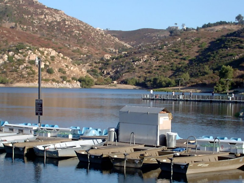 Youth fishing derby at lake poway on saturday ramona ca for Fishing lakes in san diego