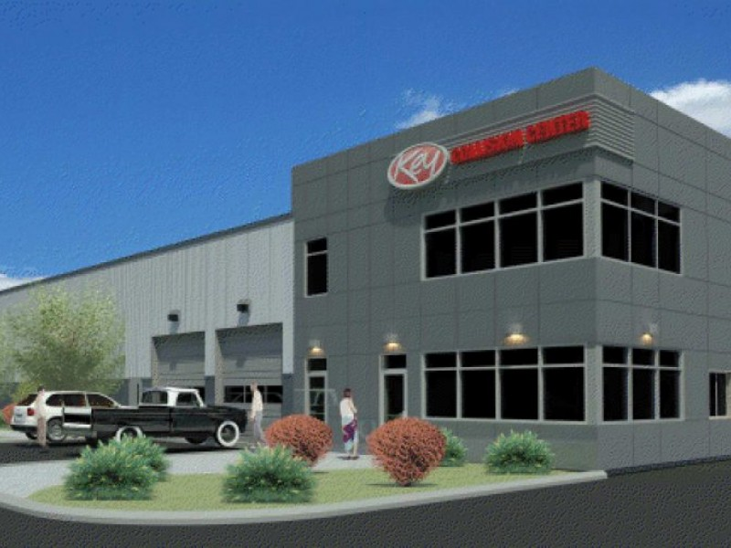 Could state of the art collision center be coming to salem for State motors manchester nh