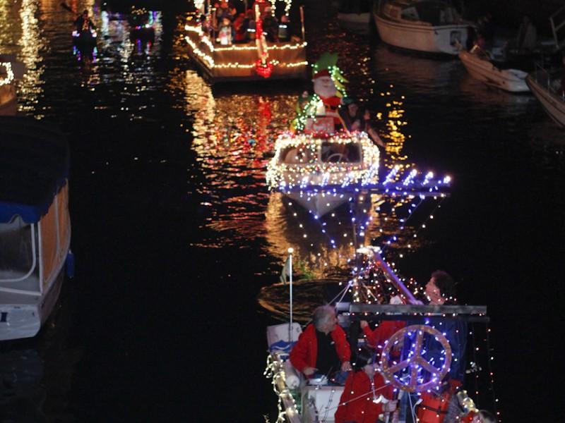 Naples Boat Parade Glides into Belmont Shore - Belmont Shore, CA Patch