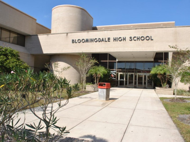 bloomingdale high school receives national recognition