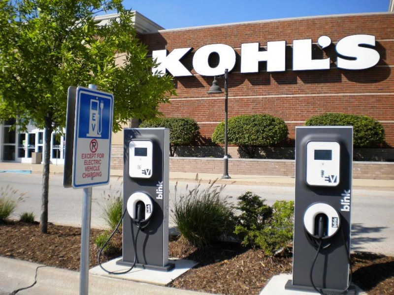 Kohl S Adding Charging Stations For Electric Cars Lemont
