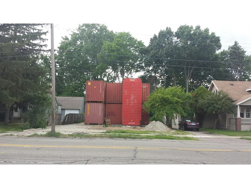 Rochester Architecture Firm Helps Br Ing First Container Housing To