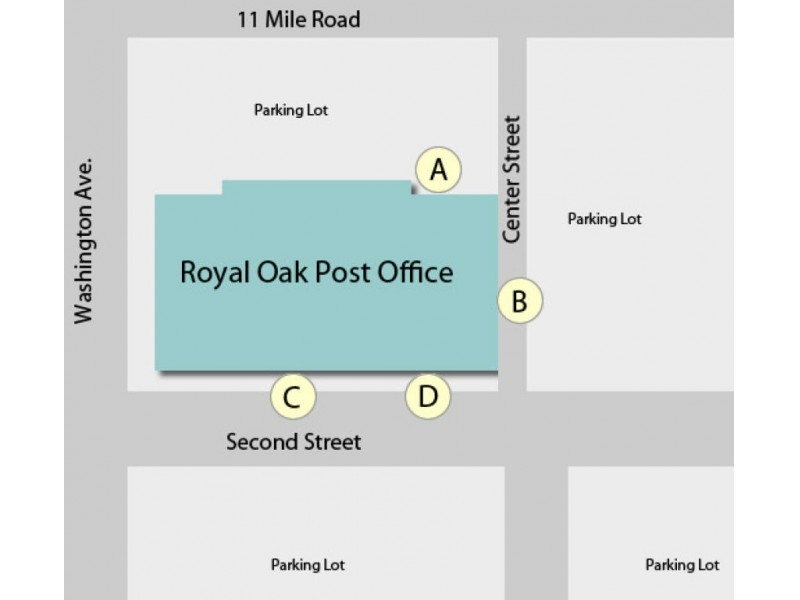 20 Years Later A Look Back At Royal Oak Post Office Shootings 0