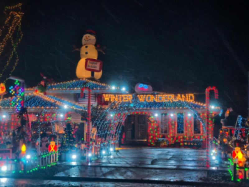 Garden Ridge Christmas Lights