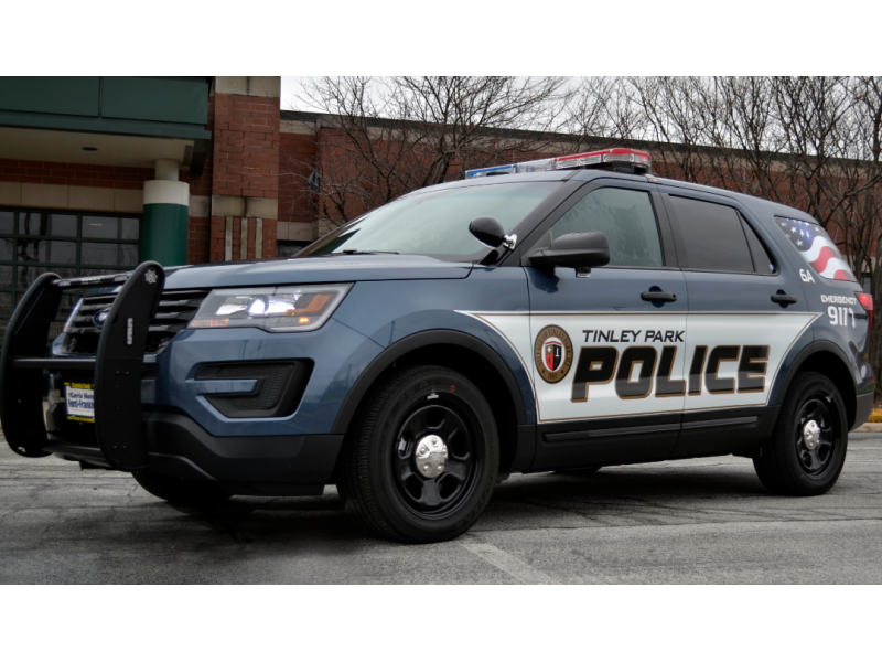 Tinley Police Roll Out New Squad Car Design | Tinley Park, IL Patch