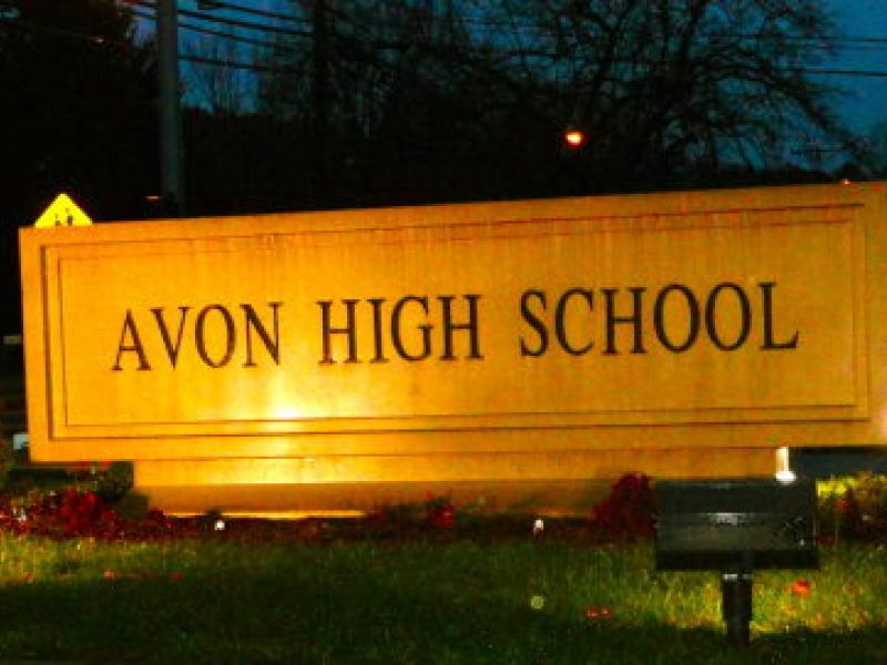 Avon High School Quarter 1 Honor Roll