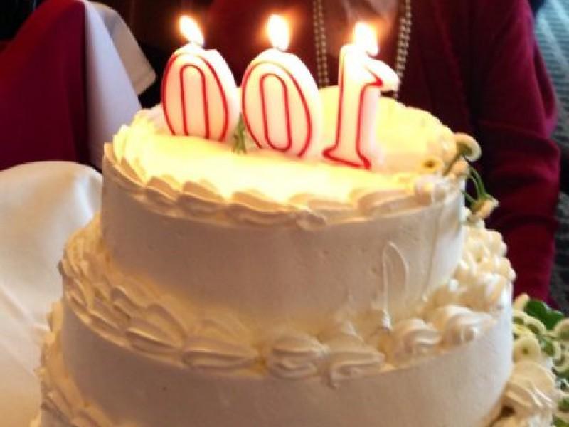 Encinitas Woman Celebrates Th Birthday Encinitas CA Patch - Birthday cakes encinitas