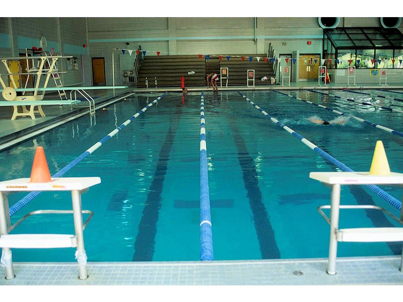 saturday spring hill recenter pool locker rooms to reopen in mclean construction continues