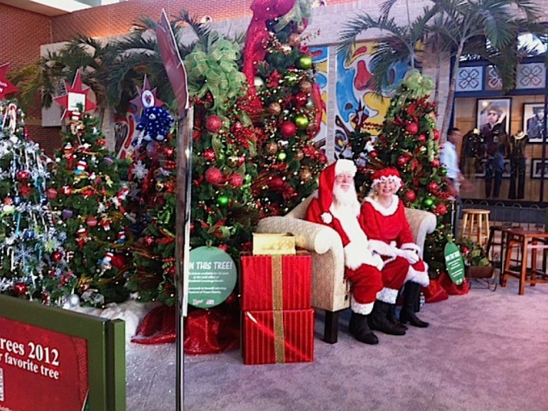 Why Wait In Line Santa Claus Fast Pass At Westfield
