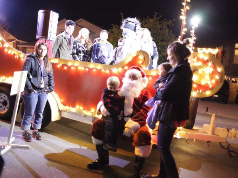 Murrieta Christmas Lights