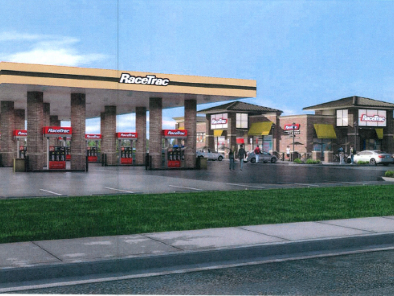 New racetrac set for cumming 39 s peachtree parkway cumming - Garden state parkway gas stations ...