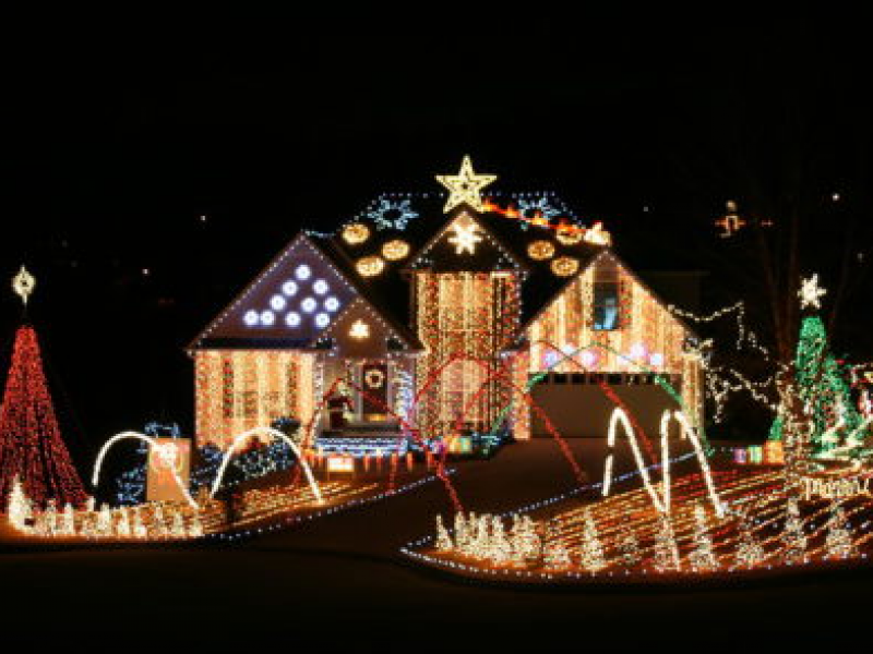 Find Christmas Lights Displays in Cartersville, Bartow and Beyond ...