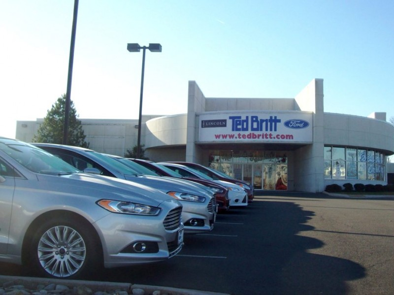 ted britt ford 39 s ties to community run deep chantilly va patch. Black Bedroom Furniture Sets. Home Design Ideas
