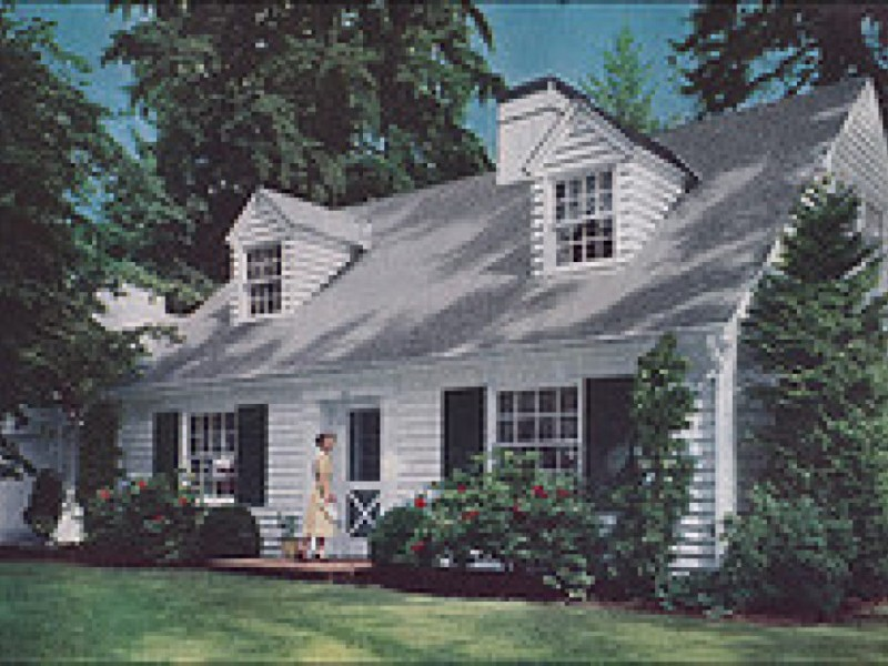 get your cape cod style house noticed and sold yorktown ny patch - Cape Cod Style House Colors