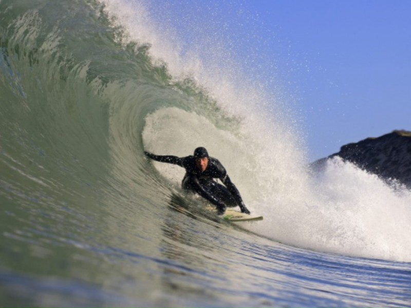 Made on Cape Cod: Vec Surfboards - Barnstable, MA Patch