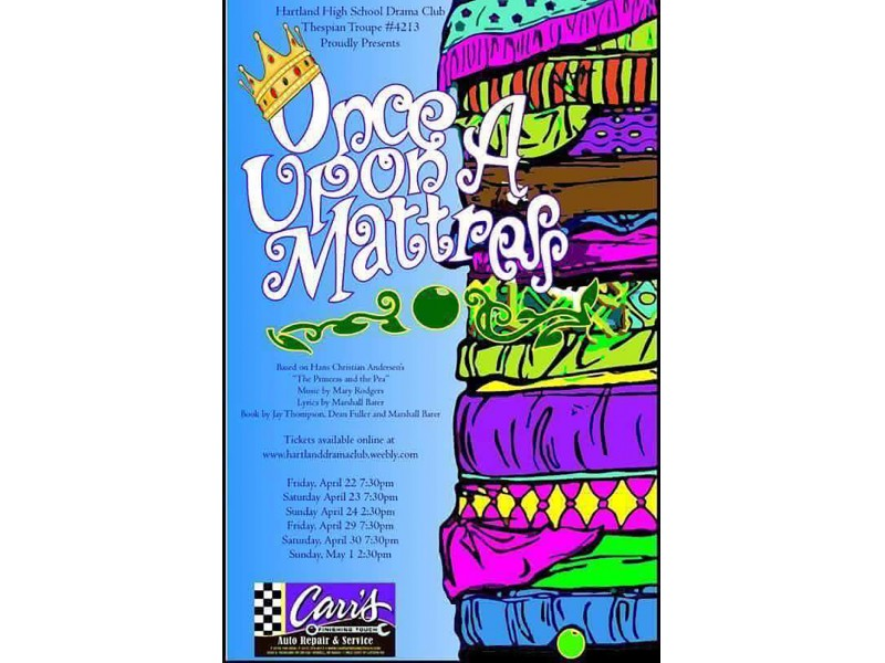 once upon a mattress poster. Don\u0027t Miss \ Once Upon A Mattress Poster