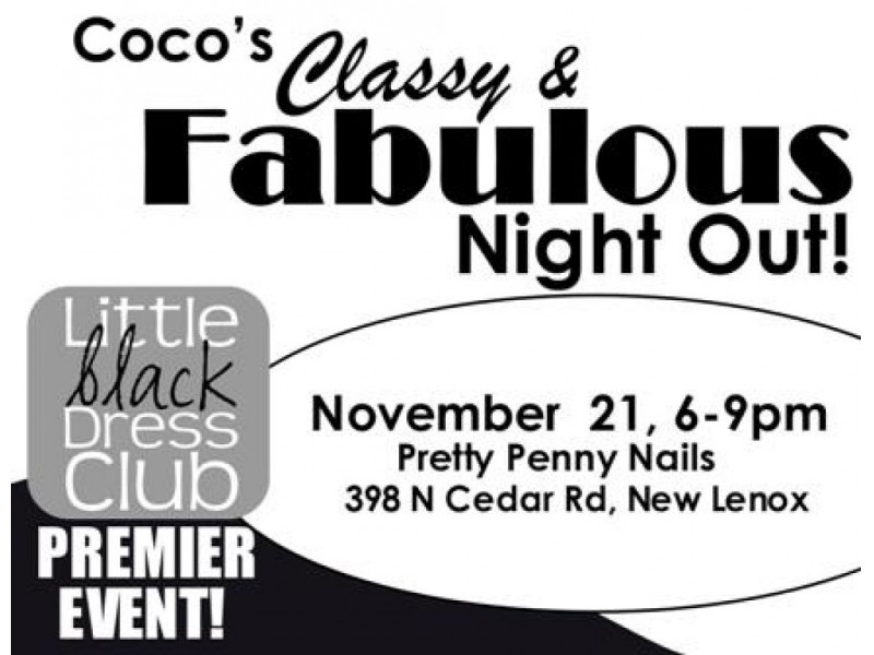 "Little Black Dress Club & Chanel Are a Perfect ""Fit""! - New Lenox ..."