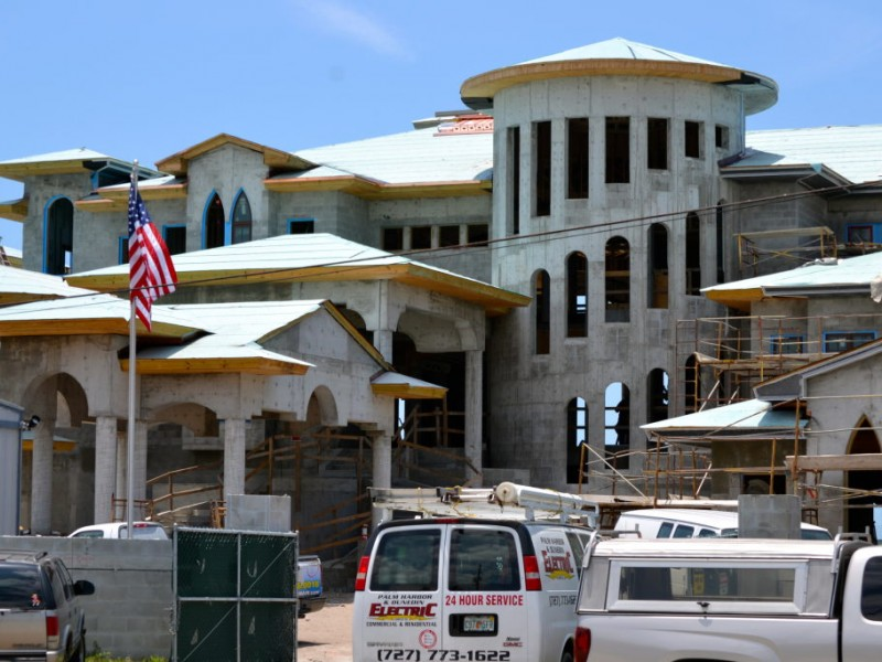 Baseball Star S New Home Causing Waves In Belleair Shores