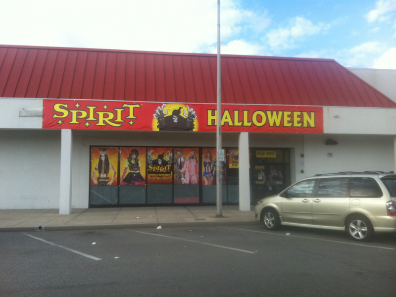 spirit halloween store arrives in levittown 0 - Halloween Stores Ny