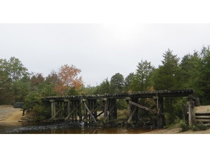 Cedar Creek Trestle A Haven For Undesirables Lacey Nj Patch