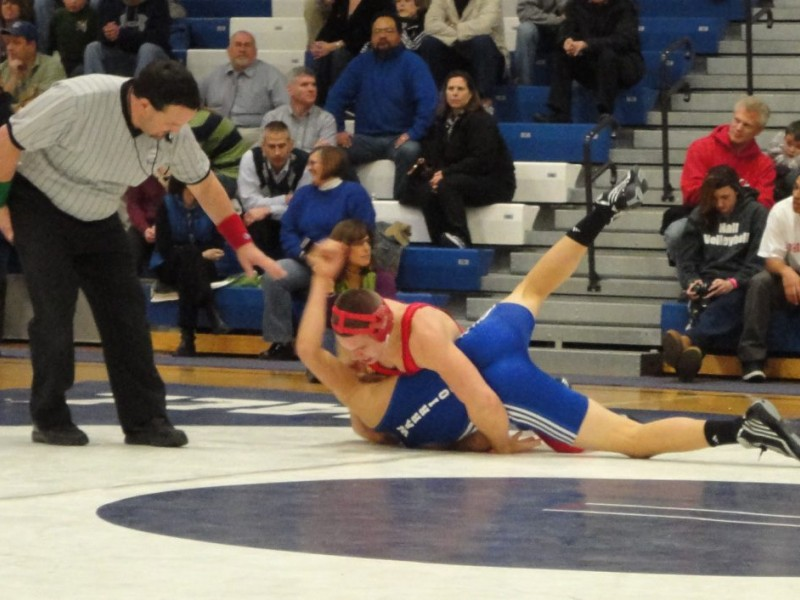 Surging Conard Wrestlers Defeat Hall - West Hartford, CT Patch