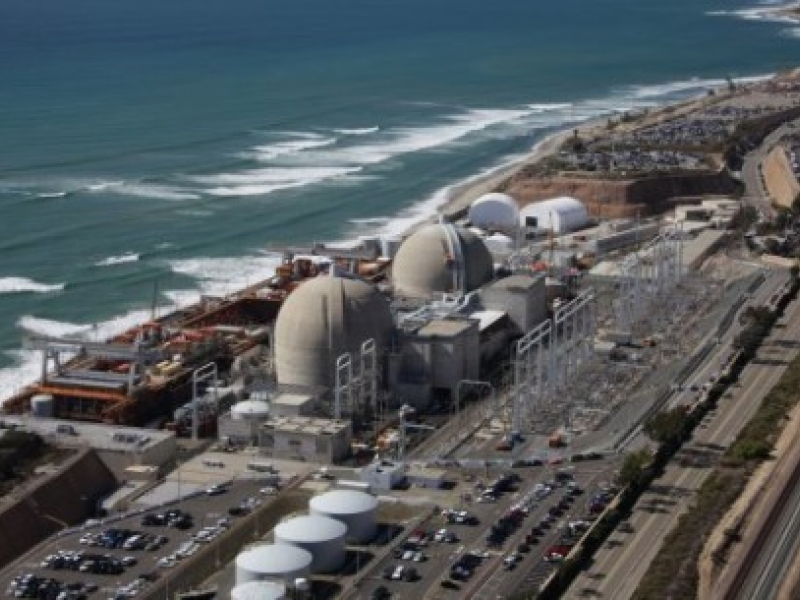 San Onofre Nuclear Power Plant Shuttered For Good Lake